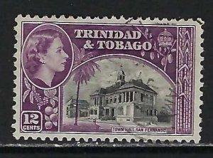 TRINIDAD &TOBAGO 79 VFU Y798-1