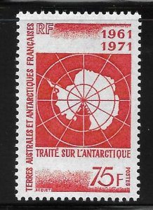 French Southern & Antarctic Territory - Scott #45 - VF - Mint Never Hinged (NH)