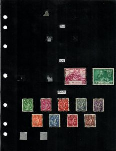 St Lucia Selection of 23 Stamps MH/MNH/Used (SCV $33.70) Starting at 5%
