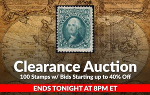 Clearance Auction Event #107