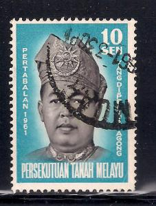 Malaya, Federation of 1961 SC# 98