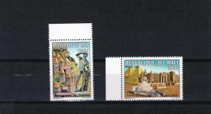 Mali 1994 Int.Year Tourism/Monuments/Grand Mosque Set(2)  MNH Perf.Mi.1325/26