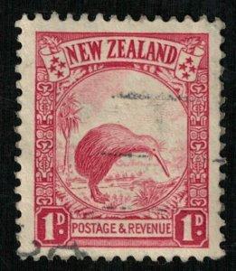 1935 New Zeland, Apteryx australis, Bird, 1d (T-9203)