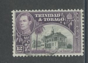 Trinidad & Tobago 57  F-VF  Used (2)
