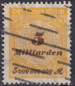 Germany #296 F-VF Used  (SU7724)