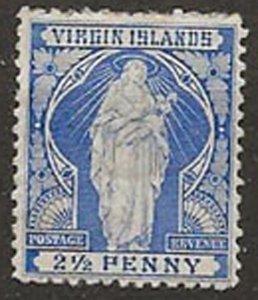 Virgin Islands 23 m