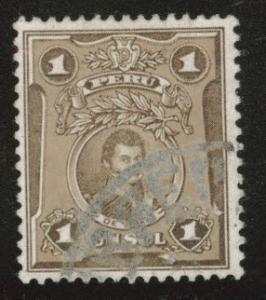 Peru  Scott 282 Used