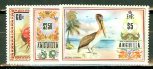 Anguilla 147-159 MNH short set CV $47.90, scan shows only a few