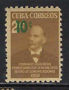 CUBA 474 MOG TONING R736