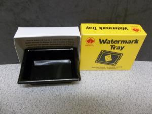 WATERMARK FLUID TRAY , PLASTIC , UNI-SAFE