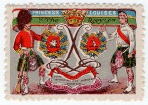 (I.B-CKK) Cinderella : Delandre Great War Regiments - Argyll Highlanders