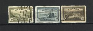 C  #269, 270, 271  -1  used  1946 PD