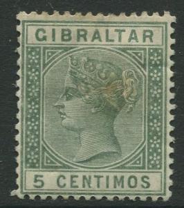 Gibraltar #29 QV  MH  Scott CV. $8.00.
