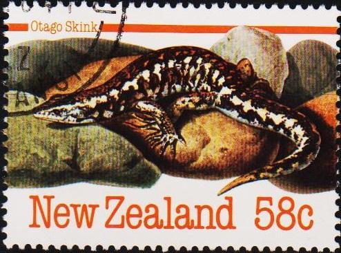 New Zealand. 1984 58c S.G.1343  Fine Used