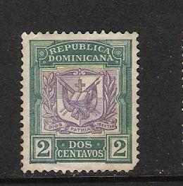 DOMINICAN REP. DOMINICANA 126 VFU ARMS 780G