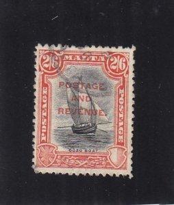 Malta: Sc #144, Used (35461)