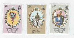 Falkland Islands  MNH sc 324-326