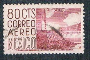 Mexico C220F Used Modern Stadium (BP718)