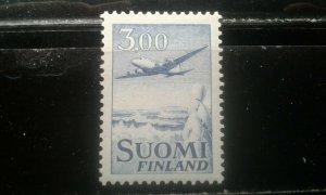 Finland #C9a MNH e196.4523
