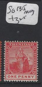 TRINIDAD AND TOBAGO  (PP2005B)  1D  SG 135      MOG
