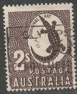 AUSTRALIA 302 VFU C452-3