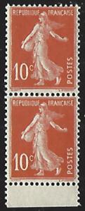 France #162 MNH Pair (NH1)