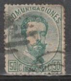 #186 Spain Used