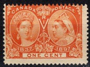 Canada #51 Unused  CV $30.00  (X4131)