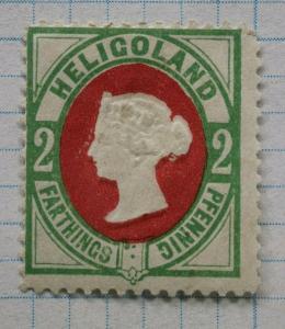 Heligoland sc#15 Mitn MNG no gum