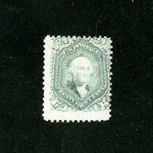 US Stamps # 78 Fresh OG LH Catalogue Value $2,600.00