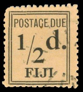 Fiji Scott J2 Gibbons D5a Used Stamp