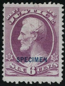 MALACK O28s F/VF JUMBO, no gum as issued, very nice ..MORE.. k0998