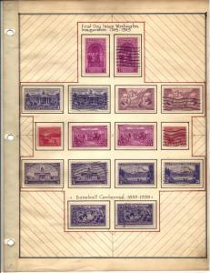 795//904 Mint and Used... (32) Stamps... SCV $11.90