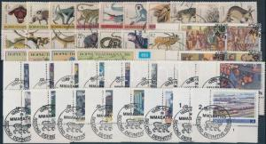 South-Africa--Bophuthatswana stamp 1977-1988 4 complete set Used 1977 WS192398