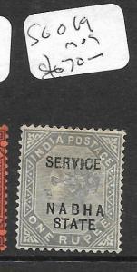 INDIA  NABHA  (PP1305B)  QV SERVICE 1 R  SG O19  MOG