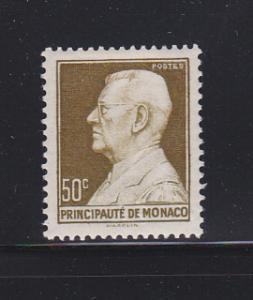 Monaco 233 MH Prince Louis II