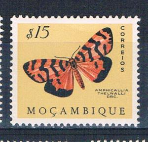 Mozambique 365 MNH Butterfly 1953 (M0315)+