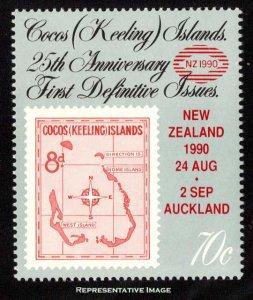 Cocos Islands Scott 216 Mint never hinged.