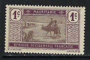 MAURITANIA 18 MOG K878-2