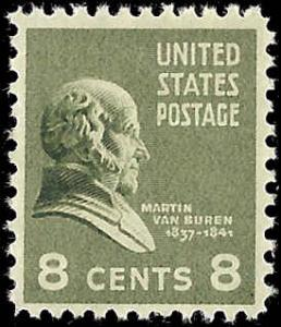 813 Mint,OG,NH... SCV $0.40