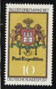 Germany Scott 1262 MNH** Coat of Arms stamp