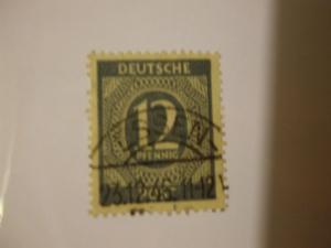 Germany #539 used