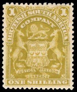 Rhodesia Scott 66c Gibbons 84b Mint Stamp