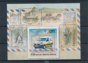New Caledonia 2009 #1078 MNH.  Postal service