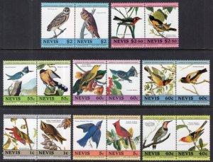 Nevis 407-414 Birds MNH VF