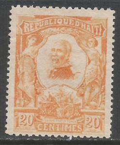 HAITI 100 MOG 807B-5