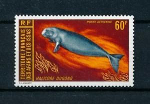 [99811] Afars and Issas 1973 Marine Life Dugong From set MNH