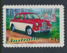 Australia SG 1673  Used self adhesive