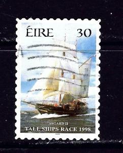 Ireland 1141 Used 1998 Tall Ships