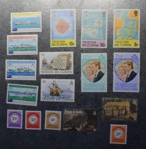 TRISTAN DA CUNHA  Stamps   Coms   MNH  1980    ~~L@@K~~